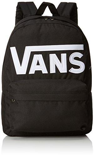 Vans Old Skool Ii Backpack Zaino Casual, 42 Cm, 22 Liters, Nero (Black/White)