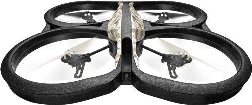 Parrot -  AR DRONE 2 0 ELITE EDITION SAND+GPS (PF721850BI)