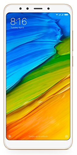 Redmi 5 (Gold, 3GB RAM, 32GB Storage)
