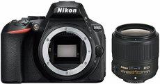 Nikon d5600+ AF de p DX 35mm 1: 1,8g Nikon d5600Kit Incluye AF-S DX Nikkor 35mm 1: 1.8G Negro