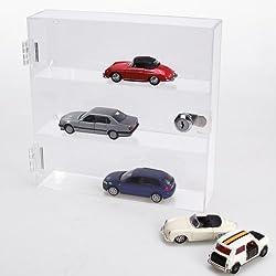 Vitrine für Modellautos