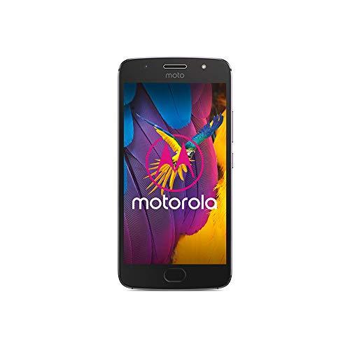 "Motorola G5S SIM doble 4G 32GB Gris - Smartphone (13,2 cm (5.2""), 32 GB, 16 MP, Android, 7.1 (Nougat), Gris)"