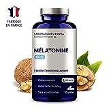 Mélatonine | Complément alimentaire pour dormir | 1.9mg Mélatonine | 60 nuits de sommeil naturel | Fabriqué en France par les Laboratoires Enova | Anti insomnie