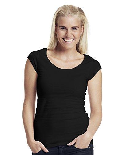 -Neutral- Ladies Roundneck T-shirt, 100% Bio-Baumwolle. Fairtrade, Oeko-Tex und Ecolabel zertifiziert