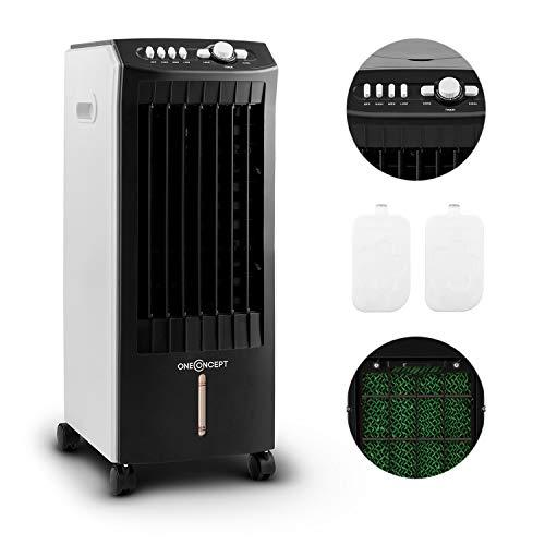 Oneconcept MCH-1 V2 Cool Summer - Sistema 3 in 1, Raffreddatore Ambienti, Umidificatore,...