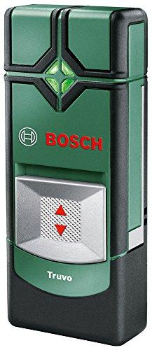 Bosch Ortungsgerät Truvo (3 x AAA Batterien, Dose, Max. Ortungstiefe: 70 mm)