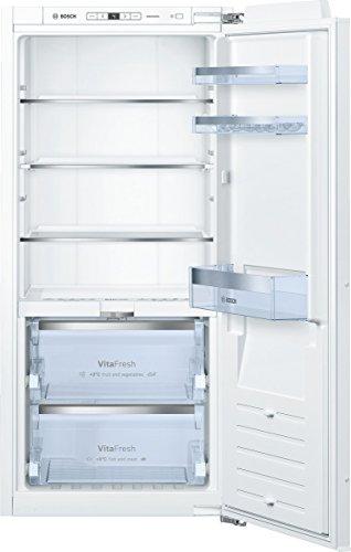 Bosch KIF41AF30 Serie 8 Einbau Kühlschrank / A++ / 122,1 cm Höhe / 120 kWh/Jahr / 187 L Kühlteil / Akustischer Türalarm