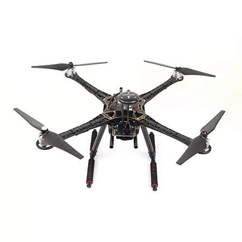 elegantstunning Holybro Pixhawk 4 S500 Kit 480 mm Radstand RC Quadricottero RC Drone con Pixhawk 4 Autopilot 433mhz