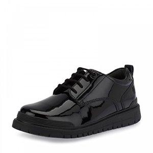 Start-rite Force Black Patent Lace up Shoe 41yG5GvtRTL