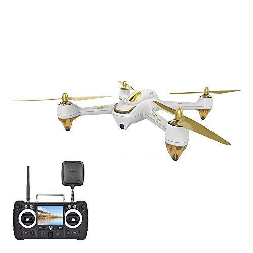 Hubsan H501S X4 Pro Brushless 5.8 Ghz FPV Drohne RC Quadcopter Mit GPS 1080P HD Kamera Weiß