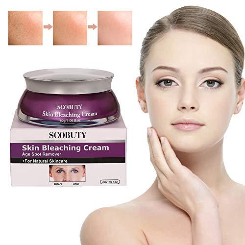 Whitening Cream, Altersflecken Creme, Flecken Creme, Sommersprossen Entfernen, New Anti Melasma Dark...