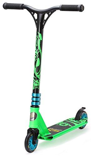 STAR-SCOOTER sc-110-sj-mi Action Roller, grün
