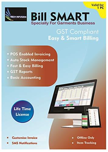 BILL SMART - Garment Business Billing Software (GST & Non GST)