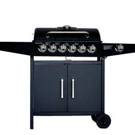 Barbecue grill a gas 6+1 bruciatori