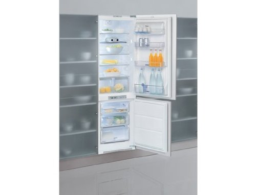 Whirlpool Europe No Frost Frigoriferi Combinati, Metallo, Bianco, 177x54x54.5 cm