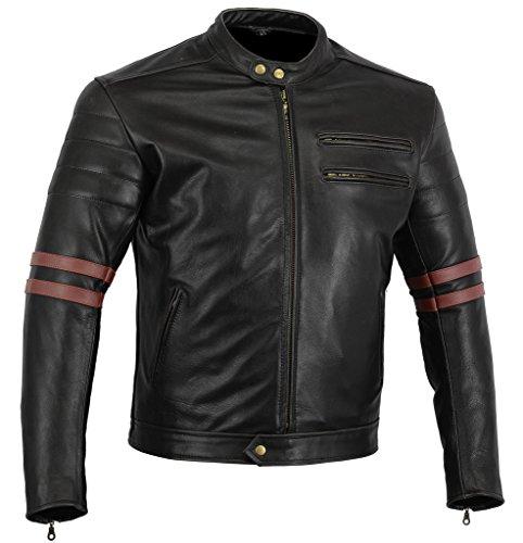 Chaquetas de moto Australian Bikers Gear Premium en Cuero