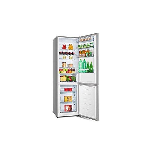 Hisense RB438N4EC2 Incasso 334L A++ Acciaio inossidabile frigorifero con congelatore