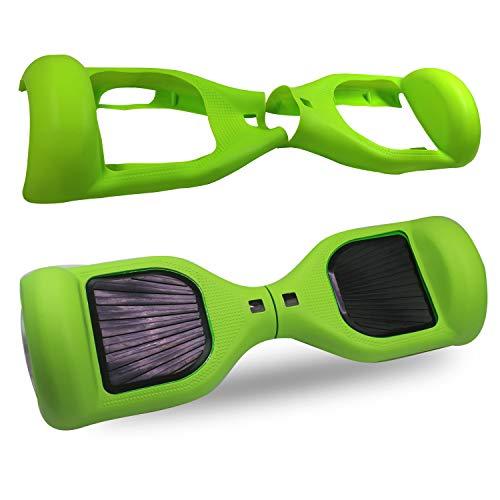Abby Protettiva Hoverboard Cover in Silicone per 2 Ruote 6,5 Pollici Monopattino Auto Balance...