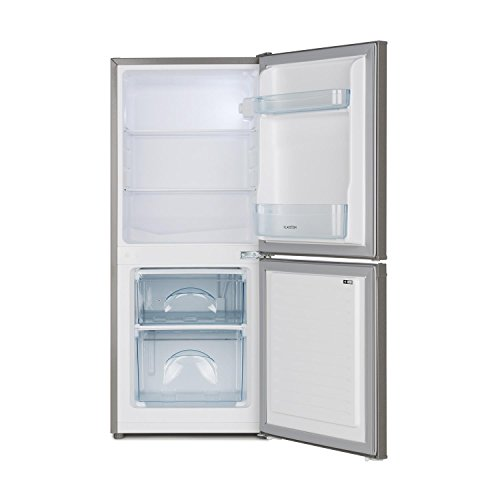 Klarstein Big Daddy Cool 100 • Combo Frigo e Freezer • 106 Litri • Classe Energetica A+ •...