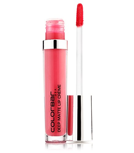 Colorbar Deep Matte Lip Creme, Deep Pink 007, 6ml