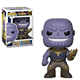 Funko 26467 - Bobble Marvel Avengers Infinity War Thanos Personaggio, 9 cm