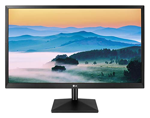 LG 22MK400H Monitor, 21.5', LED FULL HD (1920x1080), 1 ms, Radeon FreeSync 75 Hz, Multitasking, VGA,...