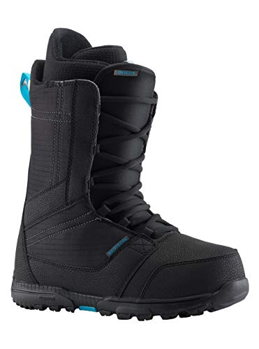Burton Herren Invader Black Snowboard Boot,43.5 EU