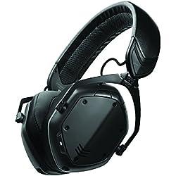 V-MODA Crossfade 2 Wireless Casque Audio Supra-auriculaire sans Fil – Noir Mat