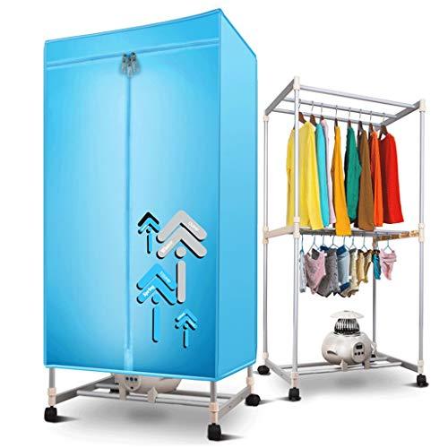 FORWIN UK- Asciugatrice 1300W Grande capacità 15 kg, Silent Energy-Saving Indoor Wet Clothes Warm...