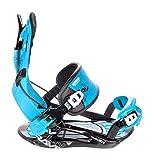 RAVEN Snowboard Bindung Fastec FT270 (Blue, L(41-44))