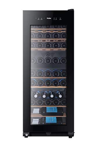 Haier WS53GDA cantina vino Libera installazione Nero 53 bottiglia/bottiglie Cantinetta vino con...