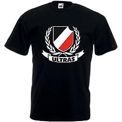 Settantallora - T-Shirt Maglietta J1752 Ultras Ascoli Taglia XXL
