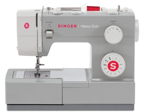 Singer 4411 Heavy Duty Sewing Machine, Grey