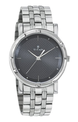 8184cea7f03 Titan Karishma Analog Black Dial Men s Watch -NK1639SM02