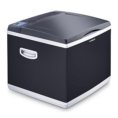 Dometic CoolFun CK 40D Hybrid, tragbare Kompressor- thermoelektrische-Kühlbox/Gefrierbox, 38 Liter, 12 V und 230 V für Auto, Lkw, Steckdose