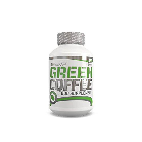 BioTech USA IAF00077935 Green Coffee, 120 Capsule