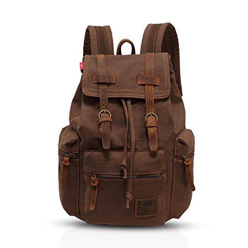 FANDARE zaino trekking viaggio borsa del portatile zaino di scuola zaino da montagna multifunzionale...
