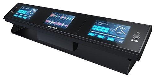Numark Dashboard - Sistema con 3 pantallas para controlador DJ, accesorio oficial para Serato DJ