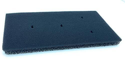 1 x Filtro per Whirlpool Bauknecht Privileg HX asciugatrice pompa di calore filtro schiuma filtro...