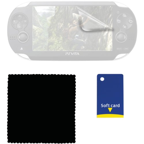 CTA Digital PS Vita Screen Protection Kit