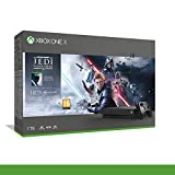 Xbox One X - Bundle Star Wars Fallen Jedi Order: Deluxe Edition, 1Mese EA Access + 1 Mese Live Gold + 1 m Gamepass - Bundle - Xbox One