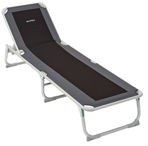 The Lichfield Deluxe Camp Sun Lounger is a versatile product that is perfect for various applications including lazing in the garden, camping trips and weekend getaways. The construction features a strong aluminium frame plus a durable, weather-resistant ripstop polyester fabric, making a perfect combination for a garden product that will be out there for many days to come.