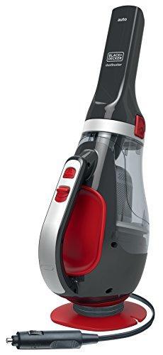 Black & Decker ADV1200-XJ Aspiratore Dustbuster Auto, con Accessori