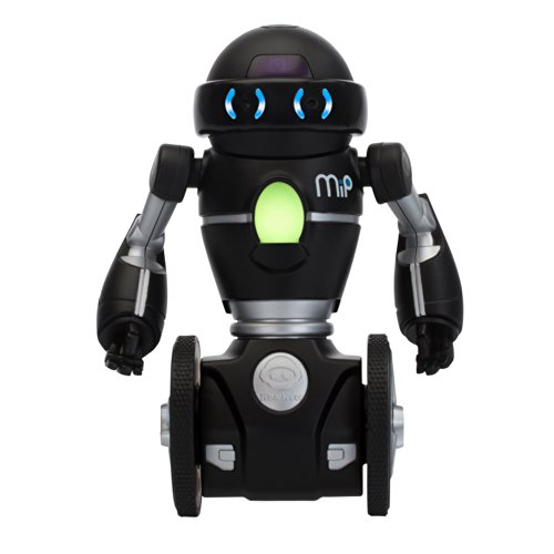 41zZsESB92L - Wow Wee- MIP Robot, Color Negro (WowWee 0825)