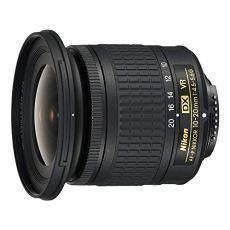 Nikon Lente de conversión de Gran Angular AF-P DX Nikkor 10–20mm f/4.5–5.6G VR Nikon DX Formato sólo (Japón Import-no garantía)
