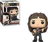 Funko Pop Vinyl: Rocks: Queen: John Deacon Figura de Vinilo Multicolor (33728