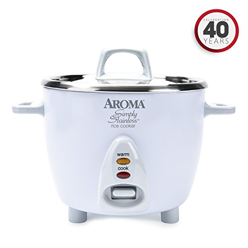 Aroma Housewares Co. ARC-753SG Stainless Steel Rice Cooker