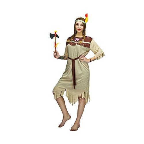 Sea Hare Traje de indio nativo americano de las mujeres