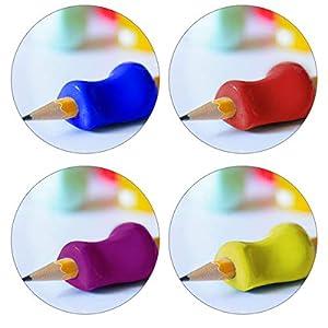 Agarradores ergonómicos para lápices