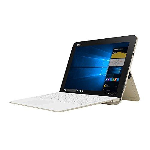 Asus Transformer Book T103HAF-GR028T Notebook Convertibile, Display da 10.1', Processore Atom Z8350...